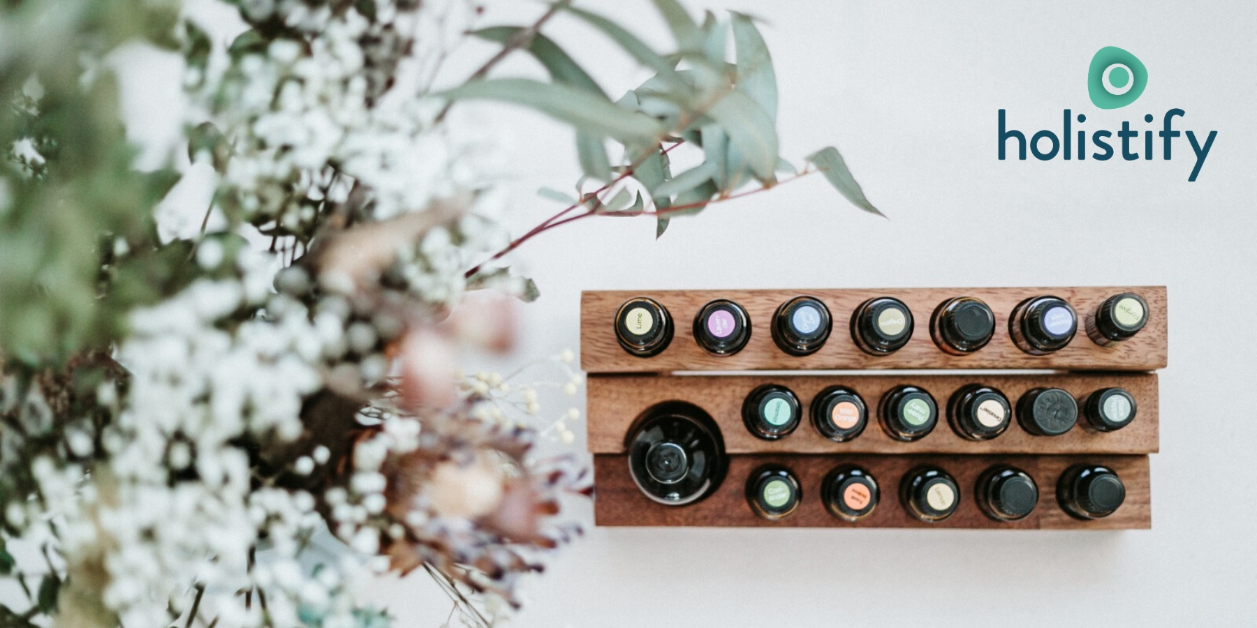 Essential Oils are more than a nice smell